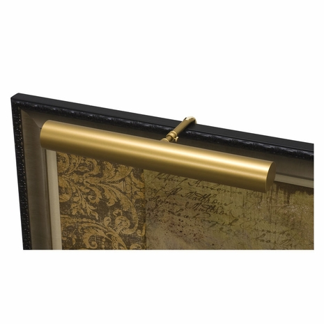 "C16-1 House of Troy Contemporary 16"" Gold Picture Light"