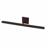 "DHLEDZ26-91 House of Troy Direct Wire Horizon 26"" LED Picture Light in Oil Rubbed Bronze"