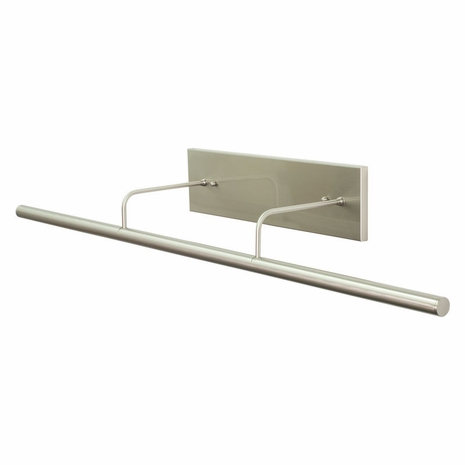 """DSLEDZ43-52 House of Troy Direct Wire Slim-Line LED 43"""" Satin Nickel Picture Light"""