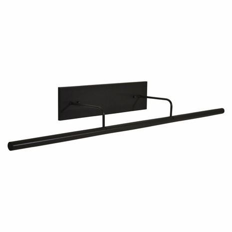 "DSLEDZ43-91 House of Troy Direct Wire Slim-Line LED 43"" Oil Rubbed Bronze Picture Light"