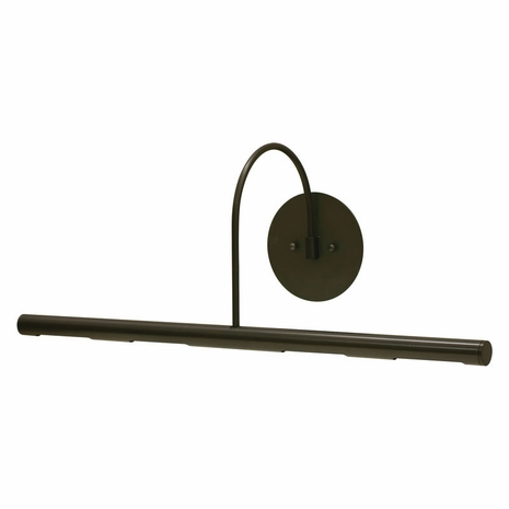 "DXL14-91 House of Troy Direct Wire Slim-Line XL 14"" Oil Rubbed Bronze Picture Light"