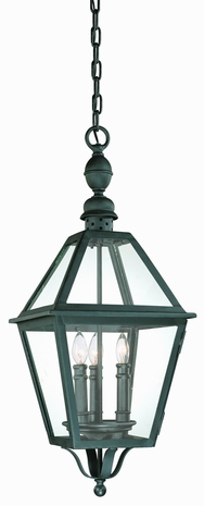 F9627 Troy Lighting Townsend Outdoor Pendant