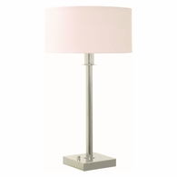 "FR750-PN House of Troy Franklin 27"" Polished Nickel Table Lamp"