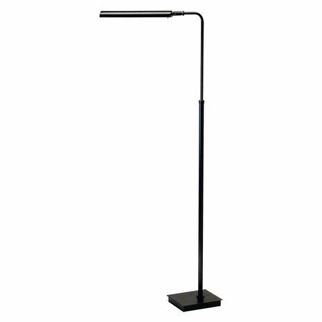 G300-BLK House of Troy Generation Collection LED Floor Lamp Black