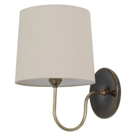 GS725-BR House of Troy Scatchard Wall Lamp in Brown Gloss