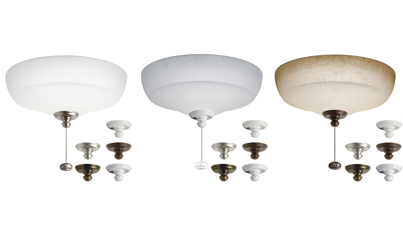 Kichler Fans Light Kits