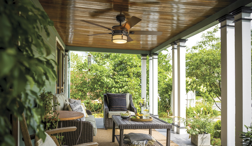 Kichler Outdoor Ceiling Fans