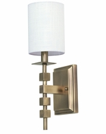 LS204-AB House of Troy Lake Shore Wall Sconce Antique Brass