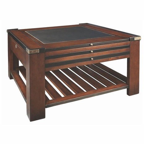 MF020 Authentic Models Game Table, Black