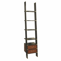 MF068 Authentic Models Library Ladder Bookcase