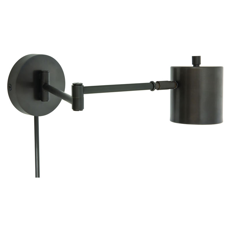 MO275-OB House of Troy Morris Adjustable LED Wall Lamp in Oil Rubbed Bronze