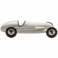 PC010W Authentic Models Indianapolis Model Car, White/Black