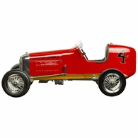 PC012 Authentic Models Bantam Midget Model Car, Red