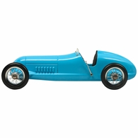 PC016 Authentic Models Blue Racer Model Car