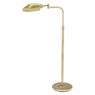 PH100-71-J House of Troy Home/Office Antique Brass Floor Lamp