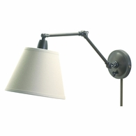 "PL20-OB House of Troy Library Lamp 20"" Oil Rubbed Bronze"