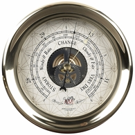 SC041 Authentic Models Captains Barometer, Large