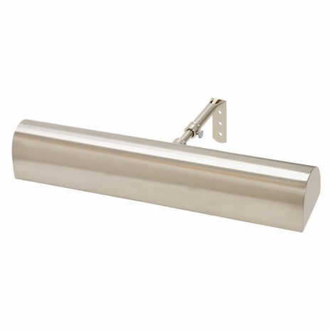 """TLEDZ14-52 House of Troy Traditional LED 14"""" Satin Nickel Picture Light"""