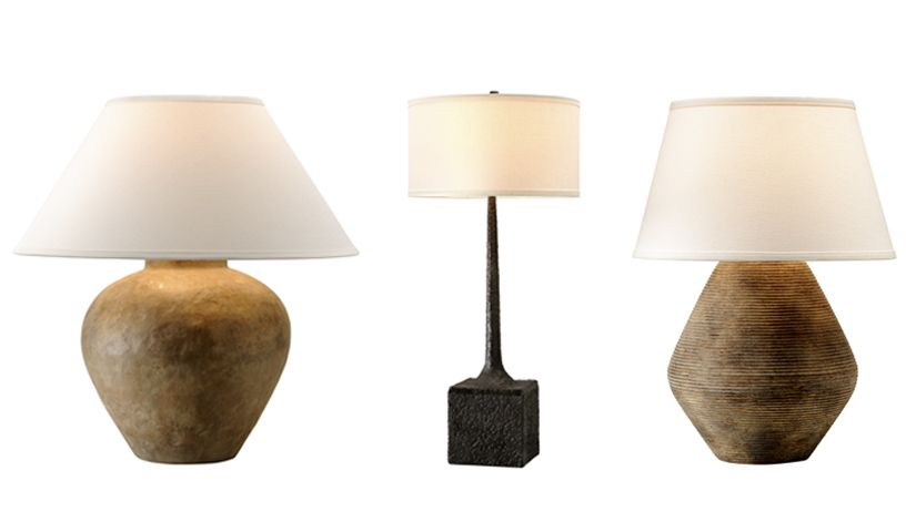 Troy Table & Floor Lamps