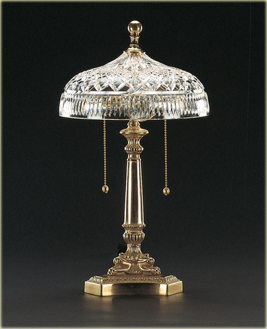 Waterford Crystal Accent Lamps