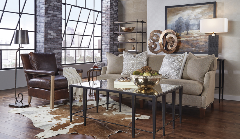 Wildwood Table & Floor Lamps