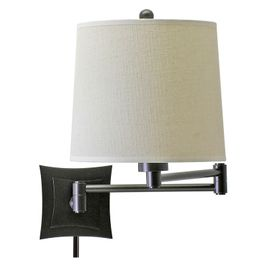 WS752-OB House of Troy Wall Swing Arm Lamp in Oil Rubbed Bronze