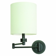 WS775-OB House of Troy Wall Swing Arm Lamp in Oil Rubbed Bronze