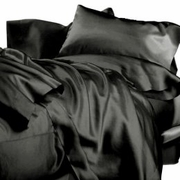 Bridal Satin Sheets, Duvet Covers, Shams, Comforters & Bedskirts