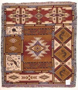 Featured:  Simply Home Artisan Crafted Throws & Tapestries