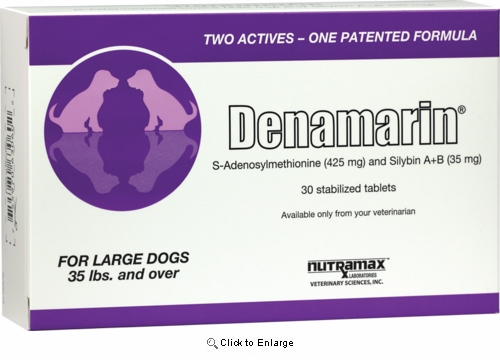 Denamarin® 425mg Tabs for Large Dogs 30 Tabs