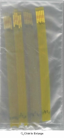 Irradiated Straws 1/4cc,(Yellow or Clear) 50/pk
