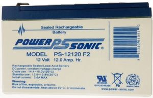 Replacement Battery for Electrojac 6