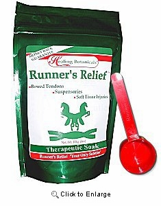 Runner's Relief 4oz 7 Day Treatment