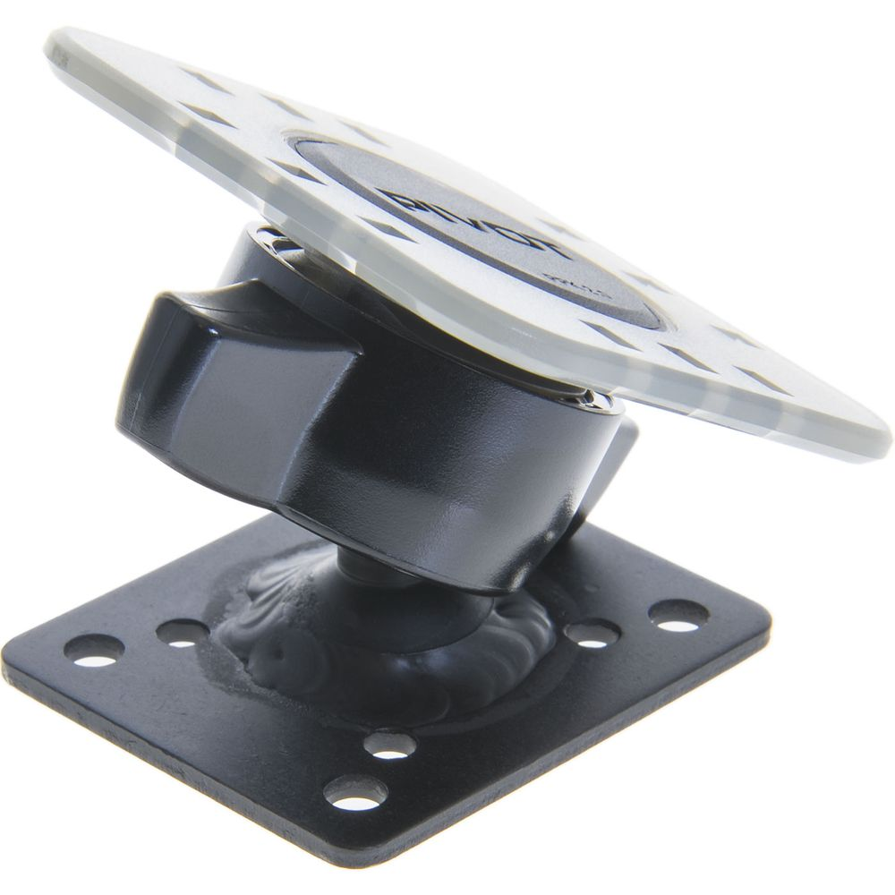 PIVOT Flush Permanent Mount AMPS Plate with PPK-1