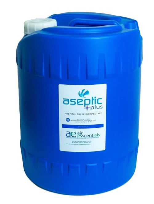 5-Gallon Aseptic Plus Disinfectant Solution