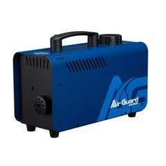 Air Guard 800 Watt Efficient Sanitizing Machine with Built-In Timer and Wireless Remote - AG-800