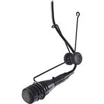 Astatic Variable Polar Pattern, Hanging Microphone - Black  - 1600VP
