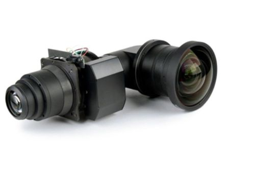 Barco Lens with  Throw Ratio - R9801661