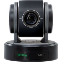 BirdDog 1080p Entry-Level NDI PTZ Camera, Black - P100B
