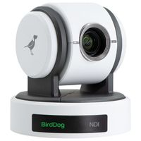 BirdDog 1080p Entry-Level NDI PTZ Camera, White - P100W