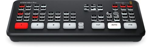 Blackmagic Design Live Production Switcher - ATEM Mini Pro