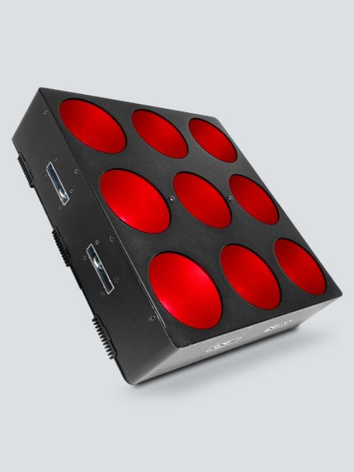 Chauvet DJ CORE 3X3                                                                                                           Includes: 5mm Allen key - CORE3X3
