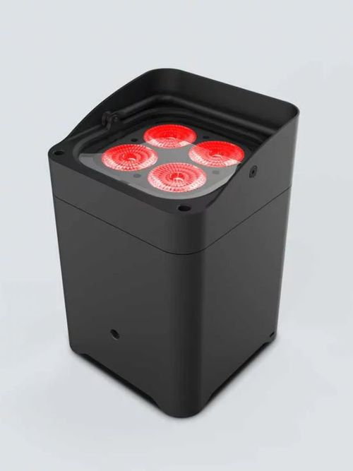 Chauvet DJ Freedom Flex H4 IP Includes: unit,  battery, charger, IRC-6 - FREEDOMFLEXH4IP
