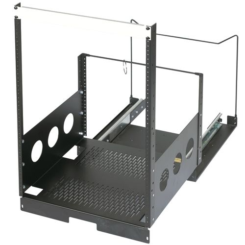 Chief 12U Pull-Out Rack - POTR-12