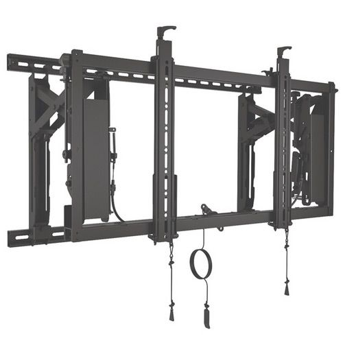 Chief ConnexSys Video Wall Landscape Mounting System with Rails - LVS1U