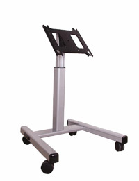 Chief Large Confidence Monitor Cart - PFMUB