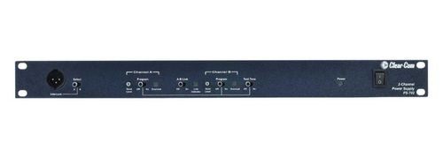 Clear-Com 2-Channel 2 Amp Power Supply - PS-702
