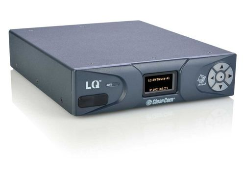 Clear-Com 2-Port Portable Unit for 4-wire Interfacing - LQ-4W2