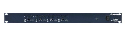 Clear-Com 4-Channel 2 Amp Power Supply - PS-704