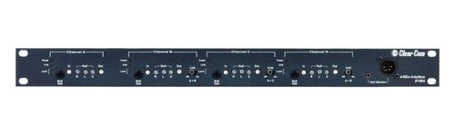 Clear-Com 4-Channel 4-Wire to Partyline Interface - IF4W4
